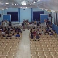 Photo taken at Igreja da Paz by Renato S. on 11/15/2013