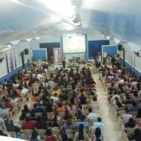 Photo taken at Igreja da Paz by Renato S. on 5/26/2013