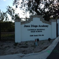 Photo taken at Juan Diego Academy by Jan H. on 12/1/2012