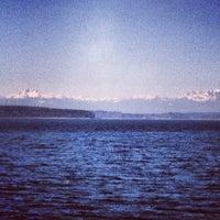 Photo taken at Vashon Ferry by Sierra M. on 3/31/2013