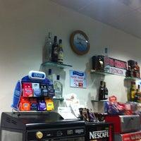 Photo taken at Food Shop Bomba Shell by John C. on 8/4/2013