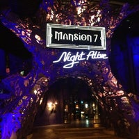 Photo taken at Mansion 7 by Maew M. on 8/11/2013