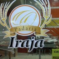 Photo taken at Padaria Irajá by Bruno O. on 9/19/2012