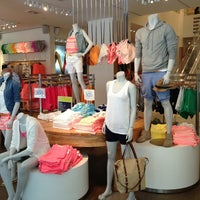 Photo taken at Gap by Holly F. on 6/21/2013