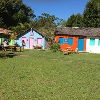 Photo taken at Trancoso by Alice C. on 7/8/2013