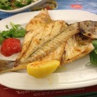 12/13/2012 tarihinde Neslihan B.ziyaretçi tarafından Balık Pişiricisi Veli Usta'de çekilen fotoğraf