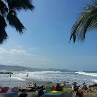 Photo taken at Hotel Pradomar by Alexis D. on 12/9/2012