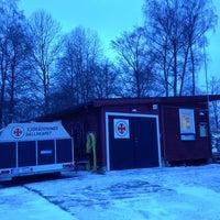 Photo taken at Sjöräddningssällskapet Kronoberg by Carl on 12/23/2012