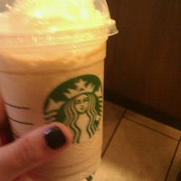 Photo taken at Starbucks by Jessica S. on 10/16/2012
