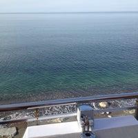 4/5/2013 tarihinde Serap O.ziyaretçi tarafından Kamelya Restaurant'de çekilen fotoğraf