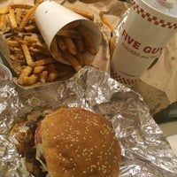 Photo taken at Five Guys by TooTa🎀 .. on 2/15/2015