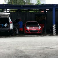 Photo taken at D&G Auto Services & Accessories Carwash and Detailing by Caesar G. on 3/19/2014