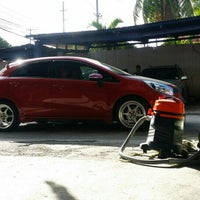 Photo taken at D&G Auto Services & Accessories Carwash and Detailing by Caesar G. on 1/3/2016