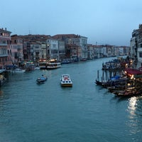 Photo taken at Canal Grande by Romina f. on 12/7/2012