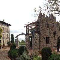 Photo taken at Villa Corte Degli dei by Romina f. on 9/16/2013