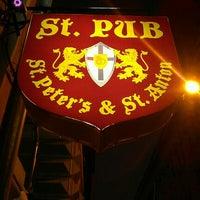 Снимок сделан в St. Peter's & St. Anton пользователем Yana G. 2/2/2013