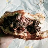 Photo taken at Goodman's Burgertruck by Dominik L. on 2/3/2014