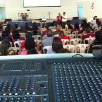 Photo taken at Shalom Comunidade Cristã by Carmelino S. on 2/10/2013