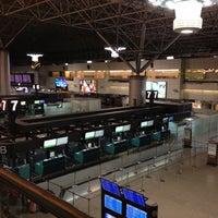Photo taken at Terminal 2 by Ivani C. on 12/16/2012