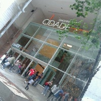 Photo taken at Shopping Cidade by Wemerson F. on 11/10/2012