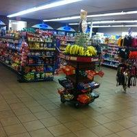 Photo taken at Circle K by Chad M. on 10/4/2012