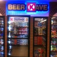 Photo taken at Circle K by Chad M. on 10/18/2012