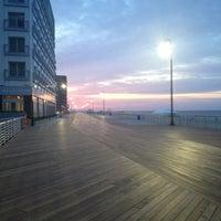 Photo taken at Long Beach Boardwalk - National Blvd by Kara R. on 8/19/2013
