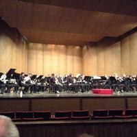 Photo taken at Stephens Auditorium by Adam M. on 4/28/2013