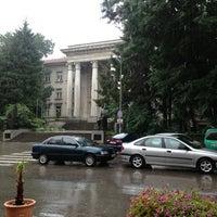 Photo taken at Русенски университет (University of Ruse) by Sezer T. on 6/30/2013