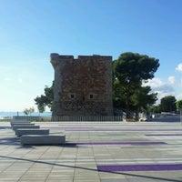 Photo taken at Playa Torre Sant Vicent by Sergi B. on 11/8/2012