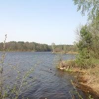 Photo taken at Полигон by Katya M. on 4/27/2013