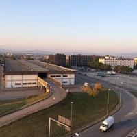 Photo taken at Novotel Firenze Nord Aeroporto by Ami S. on 10/29/2014