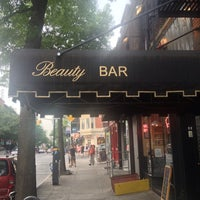 Photo taken at Beauty Bar by Andrew G. on 6/25/2013