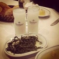 Photo taken at Cunda Balık Restaurant by ayben on 12/30/2012