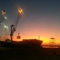Photo taken at Terminal Maritimo de Barranquilla by Tatiana E. on 6/2/2013