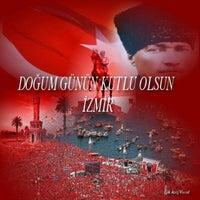 Photo taken at Bostanlı by Bedia on 9/9/2013
