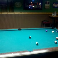 Photo taken at Jake's Billiards by Daniel C. on 11/27/2012