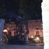 7/12/2013 tarihinde Cem T.ziyaretçi tarafından Cafer Paşa Medresesi'de çekilen fotoğraf