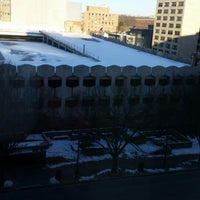 Photo taken at DoubleTree by Hilton Hotel Washington DC - Silver Spring by Dick S. on 1/10/2015