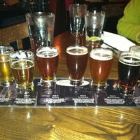 Photo taken at Bull & Bones Brewhaus & Grill by Bonnie M. on 11/30/2012