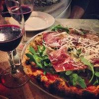 Photo taken at Kesté Pizza & Vino by Tiffany W. on 11/19/2012