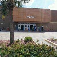 Photo taken at Walmart Supercenter by Nate C. on 10/13/2012
