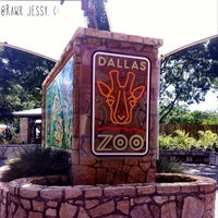 Photo taken at Dallas Zoo by Jessy G. on 5/5/2013