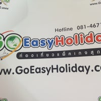 Photo taken at GoEasyHoliday by Tum on 12/10/2012