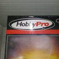 Photo taken at HobbyPro by Daniel Oliveira on 10/3/2012
