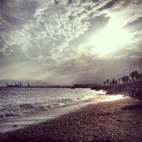 10/26/2013 tarihinde Ekaterina P.ziyaretçi tarafından Playa de Baños del Carmen'de çekilen fotoğraf