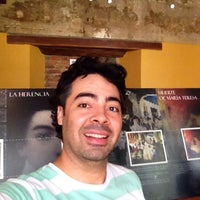 Photo taken at Casa Del Vínculo by Javier G. on 8/9/2014