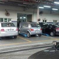 Photo taken at Proton Edar Service Centre by Ahmad P. on 10/9/2012