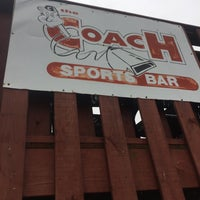 Photo taken at The Coach Sports Bar by Pete M. on 1/28/2017