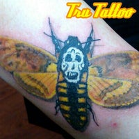 Photo taken at Official Tru Tattoo of Denver Tattoo Online Catalog by Paul R. on 10/24/2012